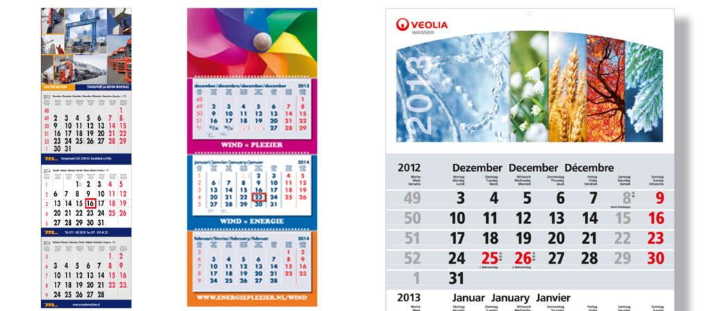 Driemaandskalenders
